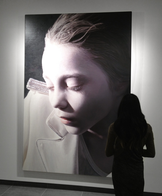 Gottfried Helnwein - The Murmur of the Innocent 11