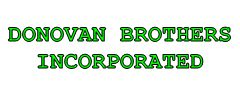 Donovan Brothers Incorporated