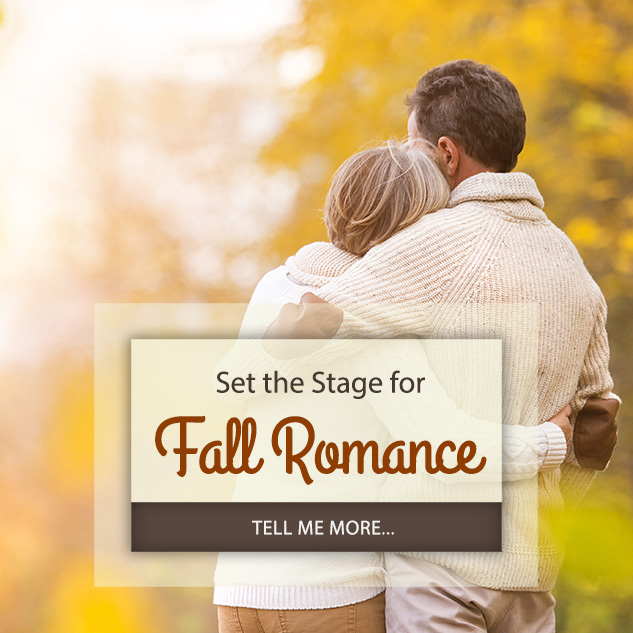 Romance Packages at BlissWood Bed & Breakfast Ranch