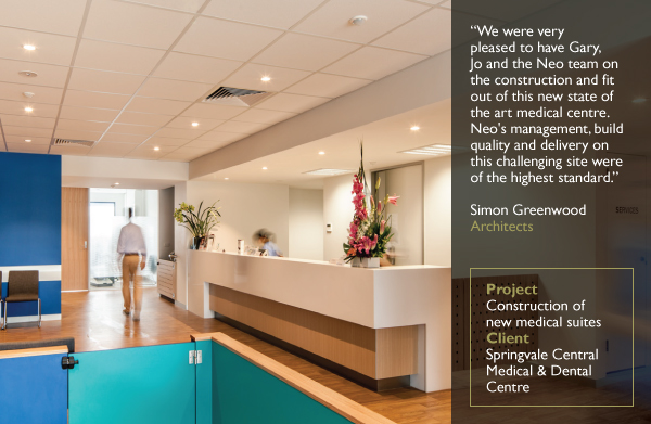 Neo Project: Springvale Central Medical Centre