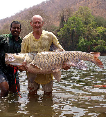 Golden Mahseer best mark for the last decades