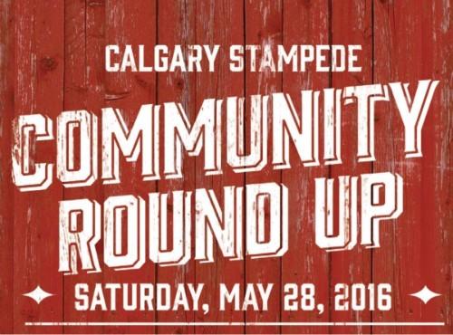 Calgary Stampede Community Round Up