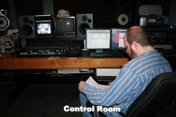 332 Control Room