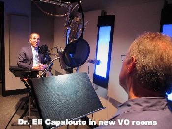 Dr. Eli Capalouto in new VO rooms