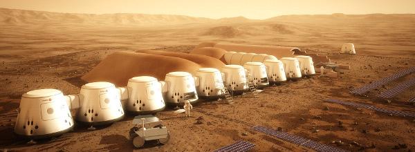 Settlement on Mars