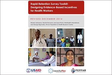 Rapid Retention Survey Toolkit