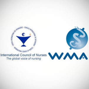 ICN and WMA logos