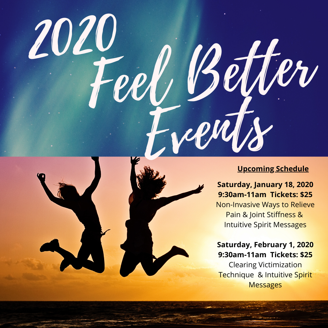2020 Feel Better Events