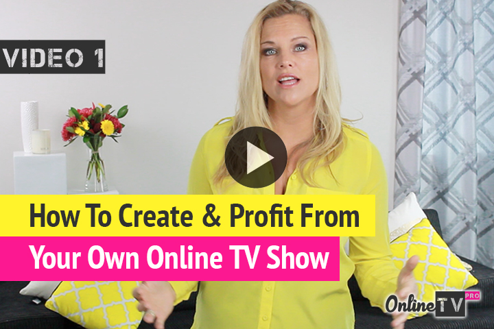Your online tv show