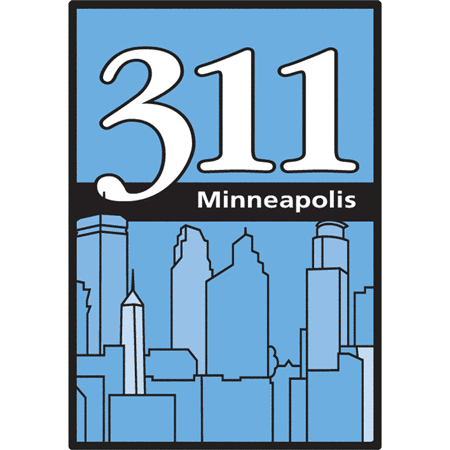 Minneapolis 311 Graphic