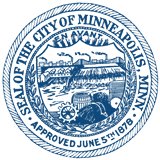 The Seal of the City of Minneapolis