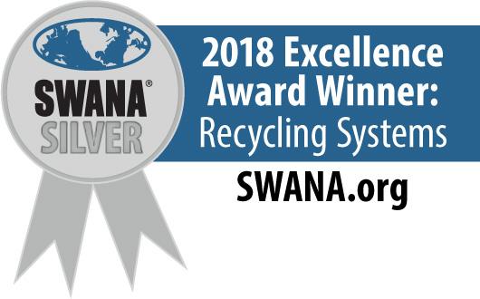Penn Waste Excellence Award