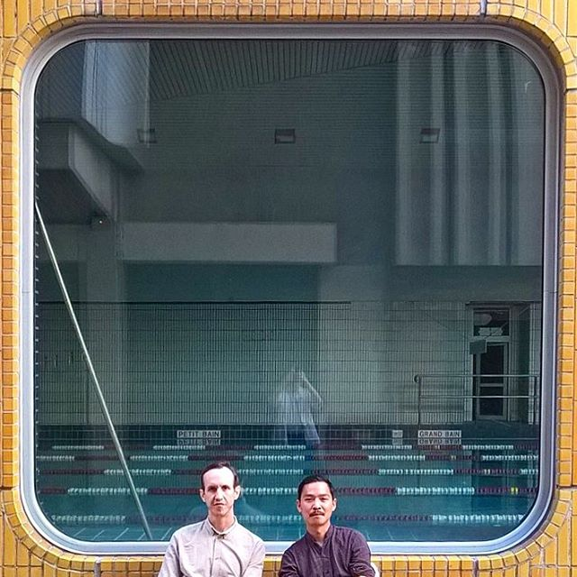 Cosmo Vitelli and Phuong-Dan