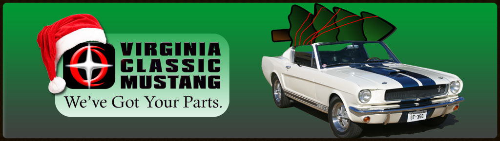 10% Discount on Mustang Parts
