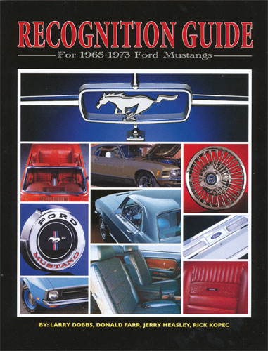 Mustang Recognition Guide