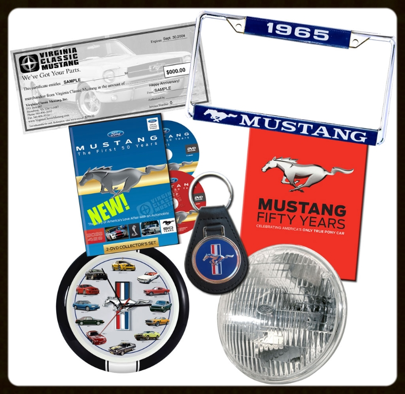 Mustang Gift Ideas