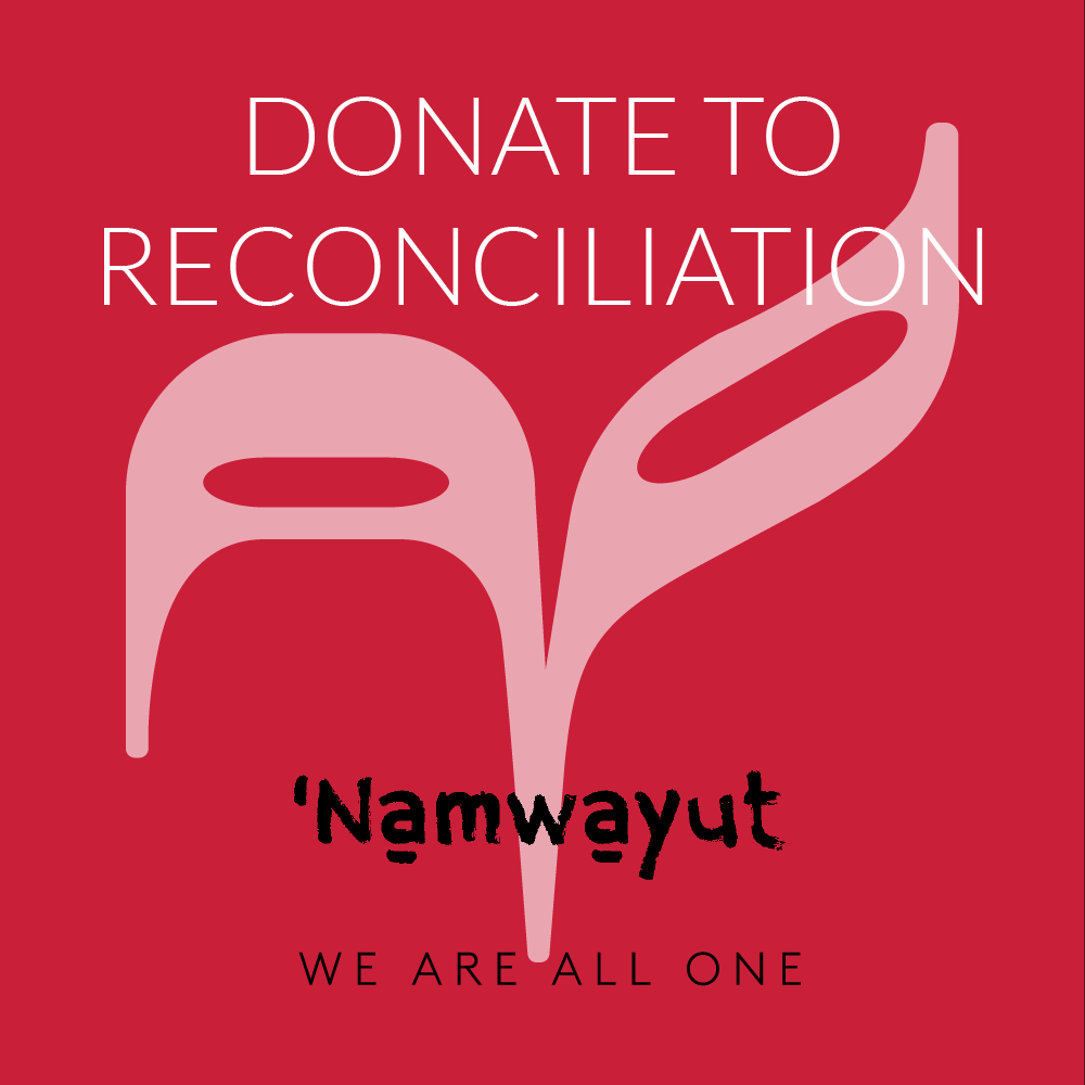 Donate to Reconciliation