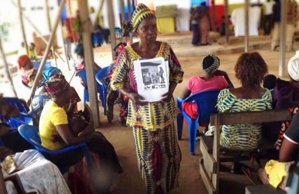 Community Health Workers Champion Family Planning to Reduce Maternal and Child Mortality