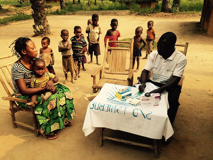Democratic Republic of the Congo. [Photo: Rebecca Weaver/MSH]