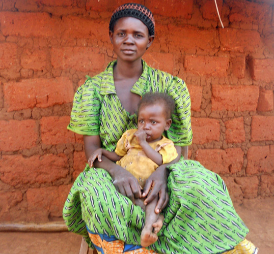 Saving Lives of Children with Severe Malaria in DRC: Can Artesunate Suppositories Buy Time to Get to Treatment? {Photo: MSH staff}