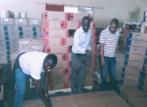 Photo courtesy of SIAPS Angola