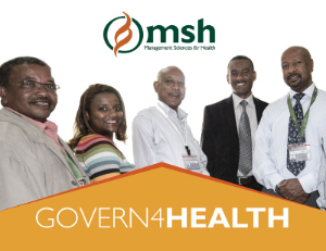 Govern4Health mobile application