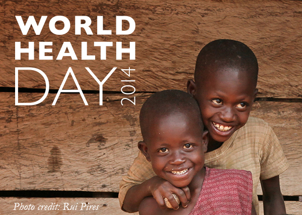 World Health Day 2014. {Photo credit: Rui Pires.}