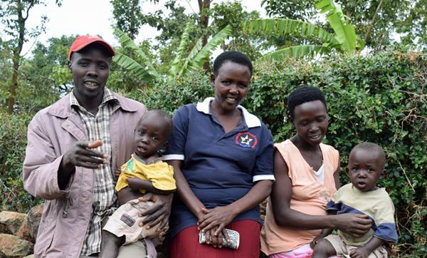 Option B+: Hope for HIV-Infected Pregnant Women, HIV-Free Newborns in Uganda {Photo: Tadeo Atuhura/MSH}