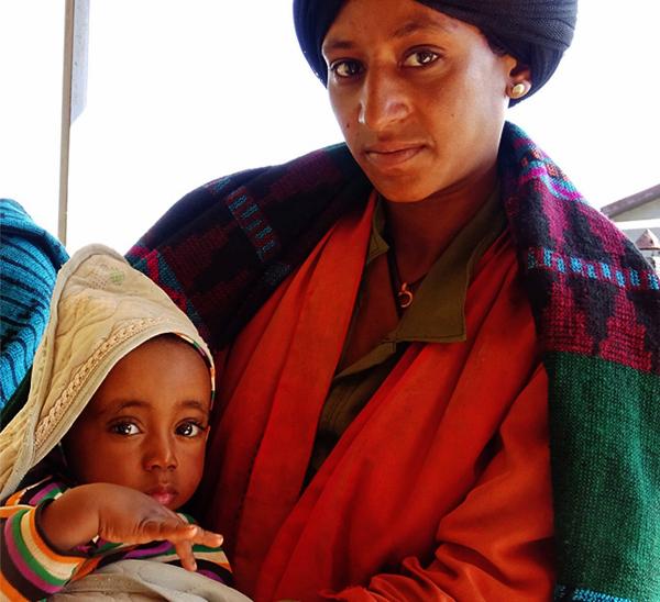 Tackling the Hidden Epidemic: Childhood TB in Ethiopia {Photo: Berhan Teklehaimanot/MSH}