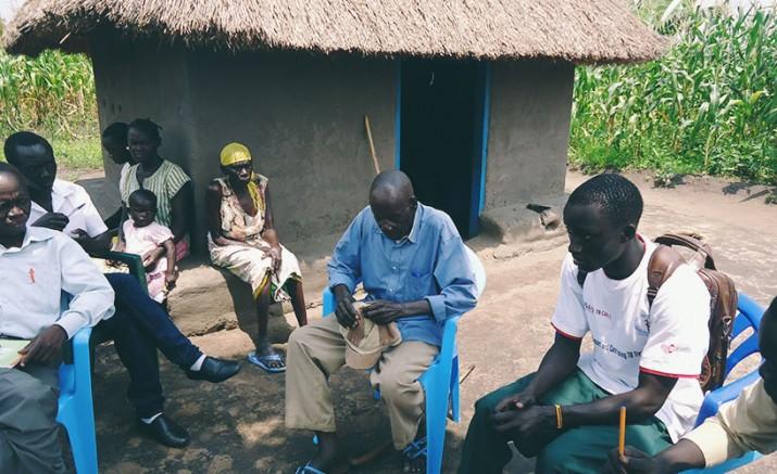 Photo: Emmanuel Kenyi/MSH