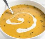 squash and leek soup