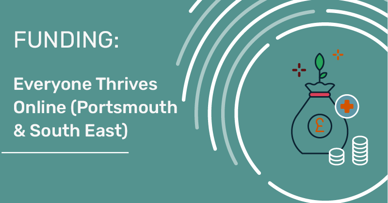 Everyone Thrives Online (Portsmouth & South East)