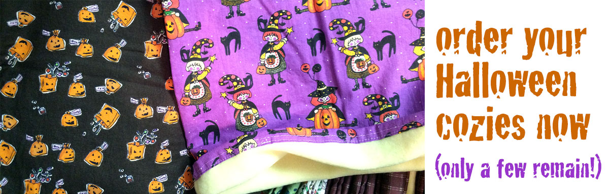 Halloween Cavy Cozies at CavyMadness!