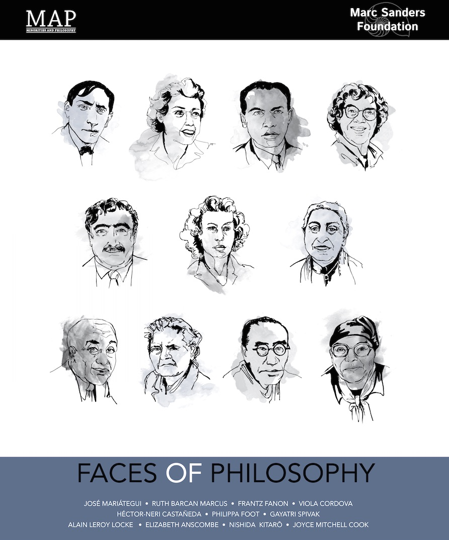 MAP Faces of Philosophy