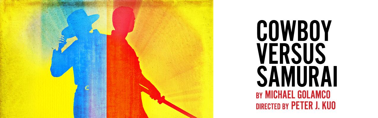 Cowboy Versus Samurai graphic