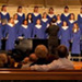 Berkey - hosting Western Mennonite High School choir
