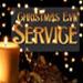 Christmas Eve. Service