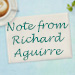 Richard Aguirre note
