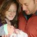 Elise, Adam and Abram