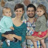 Elisabeth & Rafael, Thiago, Isabela