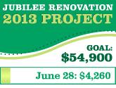 Jubilee Renovation