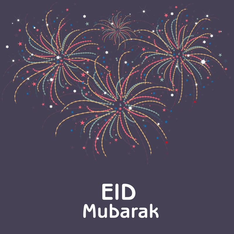 Eid Mubarak to You & Your Family
