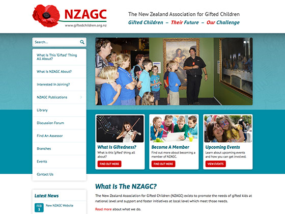 New Zealand Association for Gifted Children