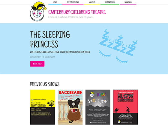Canterbury Children's Theatre