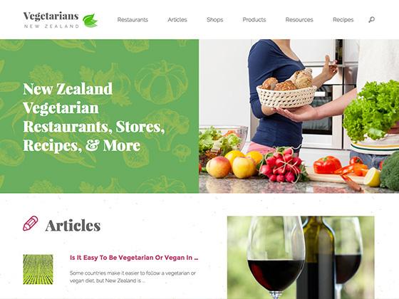 Vegetarians New Zealand