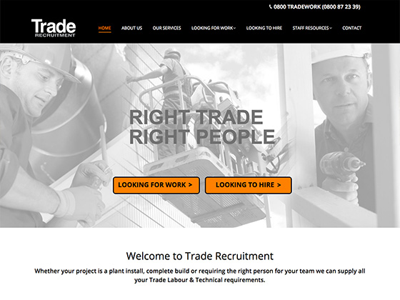 Trade Recruitment