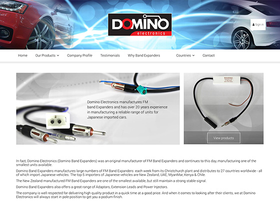 Domino Electronics