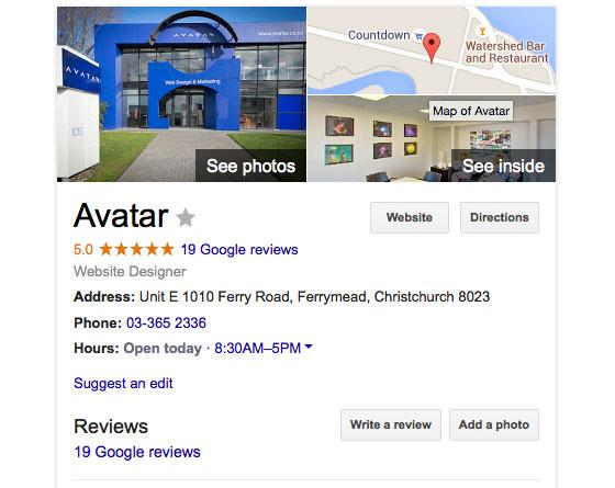 Avatar Search