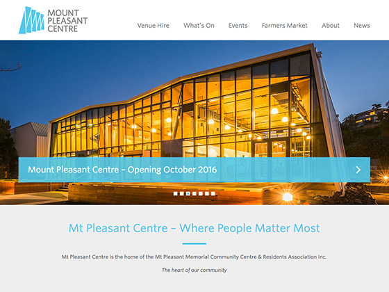 Mount Pleasant Centre