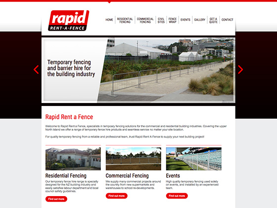 Rapid Rent A Fence